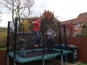 Fun with Finley 1